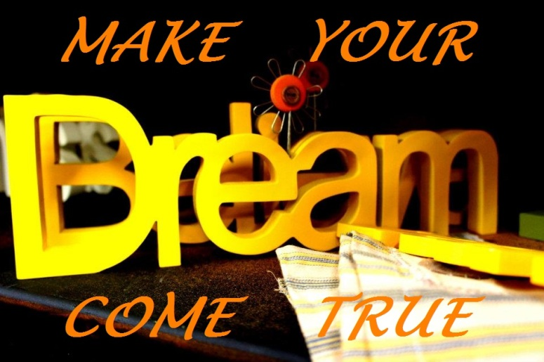 Make Your Dreams Come True ad
